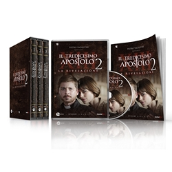 Il Tredicesimo Apostolo - Il Tredicesimo Apostolo - stag. 2 (3DVD)