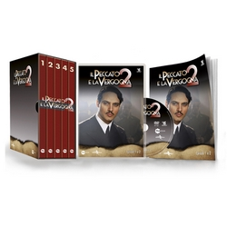 Il peccato e la vergogna - Il peccato e la vergogna - stag. 2 (5DVD)